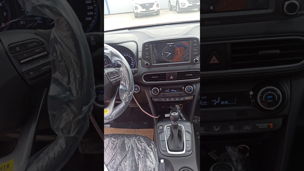 Nội thất bên trong Hyundai Kona 1.6 Turbo #shorts