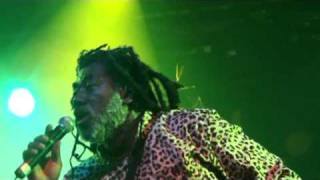 Johnny Clarke(Live HQ)MAY2010-Enter Into His Gates With Praise-Crazy Balheads