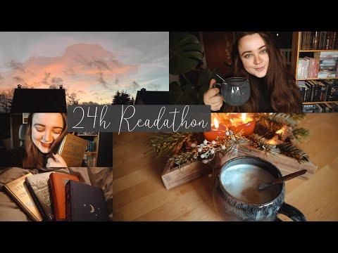24H READATHON | Bookmas Tag 13 & 14