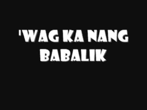 The Jerks - Reklamo ng Reklamo (Lyrics)