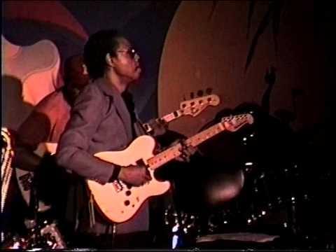Cornell Dupree, Steve Gadd,  Chris Parker w Grover Washington Jr.  Live '94