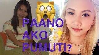 MY STORY: PAANO PUMUTI? BEST AND EFFECTIVE WHITENING PRODUCTS (TAGLISH) -PART 1