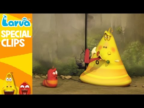 [Official] LARVA Funny Collection Part2 -  Funny Animation Compilation