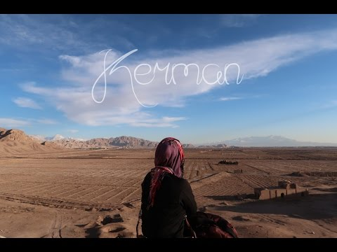 IRAN VLOG #10: 24 HOURS IN KERMAN