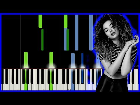 Ella Eyre - We Don't Have to Take Our Clothes Off Piano Tutorial by elcyberguy