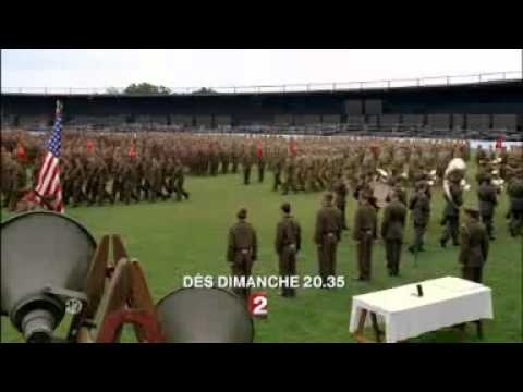 the pacific band of brothers l 39 enfer du pacifique french trailer youtube. Black Bedroom Furniture Sets. Home Design Ideas