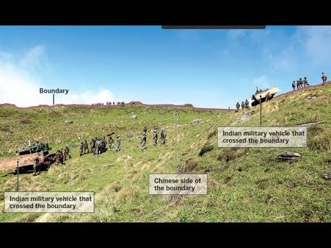 """India's incursion into Chinese territory is """"dangerous"""" move: analyst"""