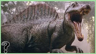What If The Spinosaurus Didn't Go Extinct?