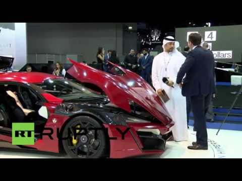 UAE: 'Really, really fast' Fenyr SuperSport debuts in Dubai