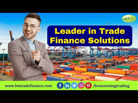 Bronze Wing Trading L.L.C. | Leader in Trade Finance Solutions