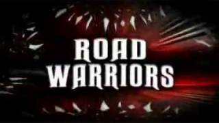 The Road Warriors (Hawk & Animal) 2011 WWE Titantron - What A Rush