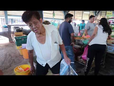 FISH AND VEGITABLE MARKET || FISH MARKET MALAYSIA ||