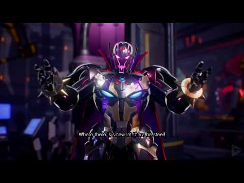 MARVEL vs. CAPCOM: INFINITE All Ultron Sigma Fight Scenes
