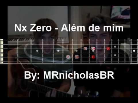 musica alem de mim nx zero para