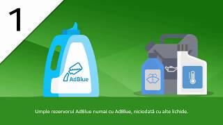 Află ce rol are lichidul AdBlue şi de ce este important să îl completezi la timp