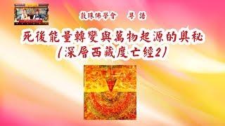深層《西藏度亡經》2 粵語:死後能量轉變與萬物起源的奧秘 啤嗎哈尊金剛上師 敦珠佛學會 thumbnail
