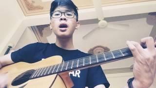 Bên anh đêm nay guitar cover - by nhattien