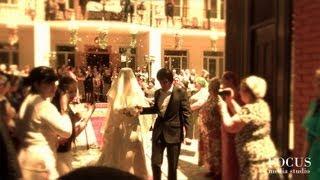 Красивая кавказская свадьба
