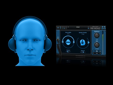 Blue Cat's Re-Head: Mixing Room Experience With Headphone Convenience