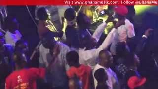 Bandana - Performs 'Dancehall King' @ MTN 4Syte TV Music Video Awards 2013   GhanaMusic.com Video