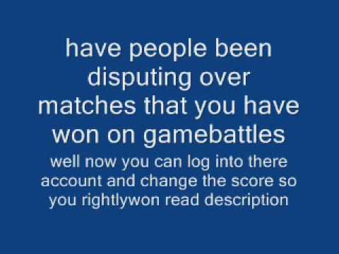 how to delete gamebattles account