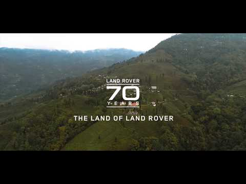 Land Rover 70 Years | Land Of Land Rover