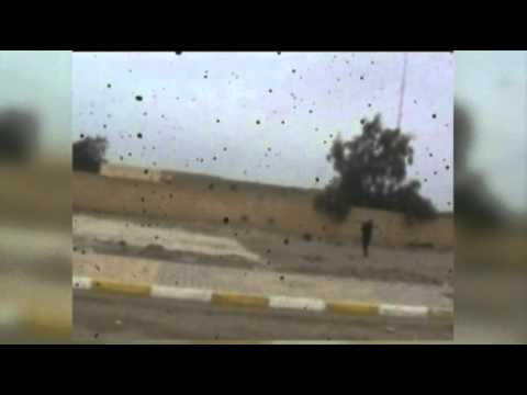 Raw: Fighting in Iraq's Anbar Province