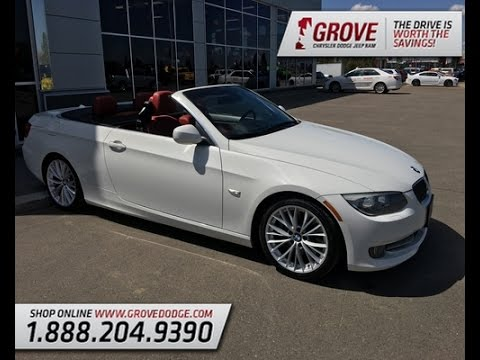 Bmw 335i Convertible >> 2011 BMW 3 Series 335i Coupe Convertible| Apsen White