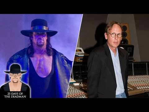 Undertaker Entrance Theme Making-of Mit Jim Johnston