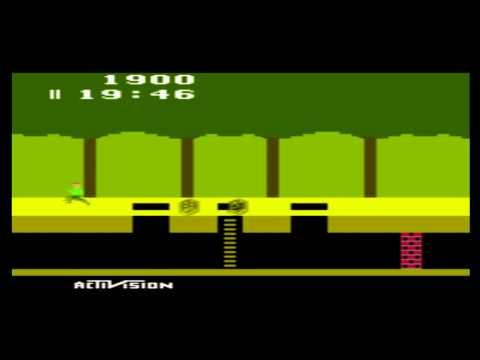 Atari 2600 Games Pitfall! (1982)