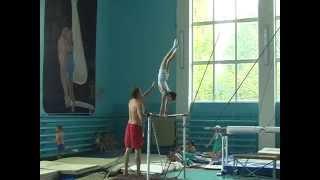 турник 2-й спортивный разряд мужчина 10 лет, тренировка, спортивная гимнастика