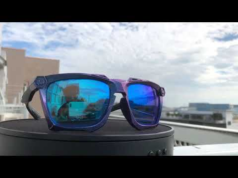 World's first colorshift edition outlaw 11 modular polarized rx prescription enabled sunglasses
