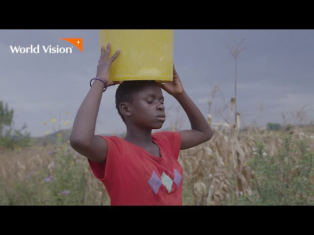 World Vision water: Give the Gift of Clean Water