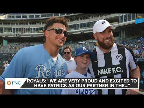 Kansas City Chiefs QB Patrick Mahomes now part owner of Royals