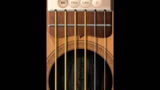 Real Guitar для Android(Реальная гитара для андроид устройств - это приложения для тех кто хочет научиться играть на гитаре или..., 2015-01-11T17:04:45.000Z)