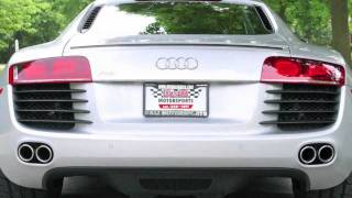 Audi R8 4.2 quattro **SOLD** - Video Test Drive with Chris Moran - Supercar Network
