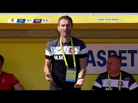 Slobozia AFC Hermannstadt Goals And Highlights