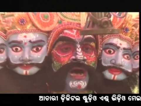 Odia ramayan nataka (khaji pali) part-8 bhagaban sethi