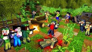 """NAMCRAFT - """"GUERILLA WARFARE!"""" - 12 - (Minecraft Vietnam War Roleplay)"""