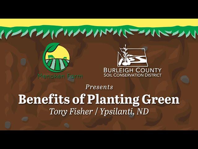 Planting Green Tony Fisher