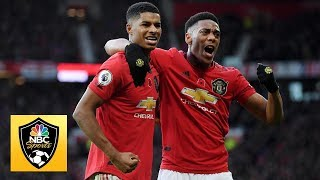 Manchester United on the rise after win v. Brighton | Premier League | NBC Sports