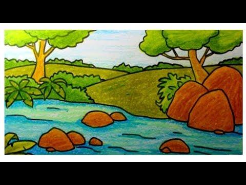 Download 89+ Gambar Pemandangan Sungai Paling Bagus Gratis