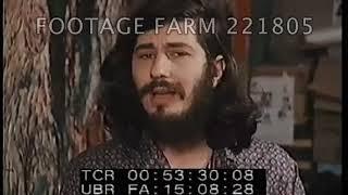 1968 - Color, USA, Counter-Culture - 221805-05 | Footage Farm Ltd