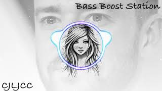 Supplies - Justin Timberlake (Bass Boosted)