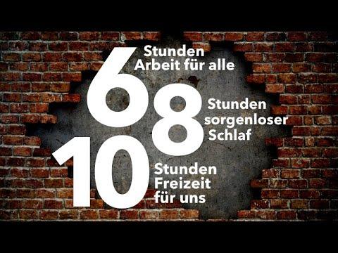 6 - 8 - 10: Video zum Tag der Arbeitslosen | Julia Herr