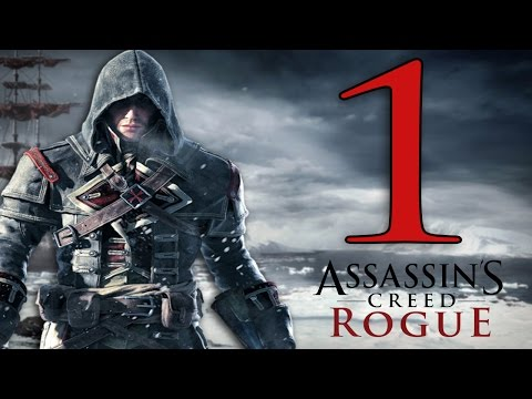 ASSASSIN'S CREED: ROGUE [Walkthrough ITA HD - PARTE 1] - SHAY CORMAC