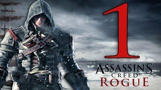 ASSASSIN'S CREED: ROGUE [Walkthrough ITA HD - PARTE 1] - SHAY CORMAC