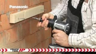 [EN]Panasonic EY7950LS Hammer Drill&Driver