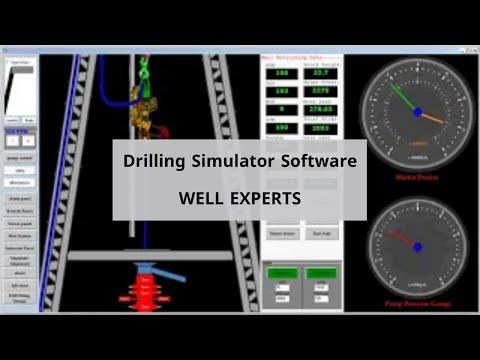 Drilling Simulator Software