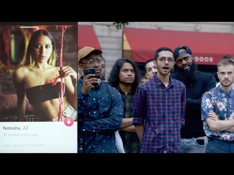 Natasha Aponte, woman who tricked thousands of men on Tinder, explains purpose behind dating comp…